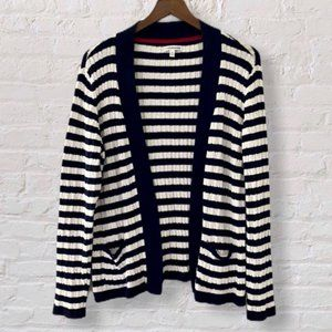 Croft & Barrow striped cardigan sweater